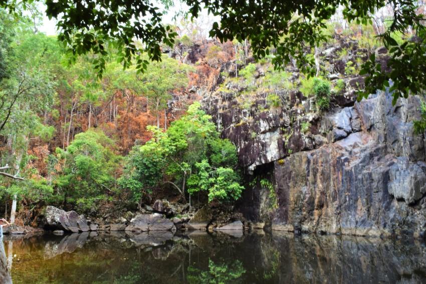 Cedar Creek Falls