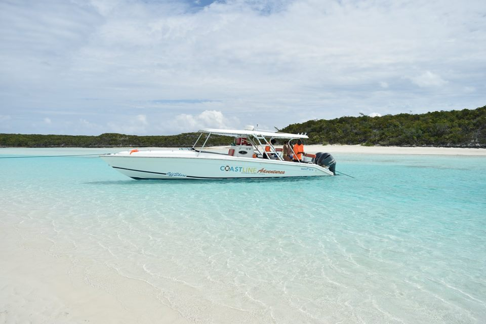 Our day trip with Coastline Adventures: Georgetown to Compass Cay in 8hours